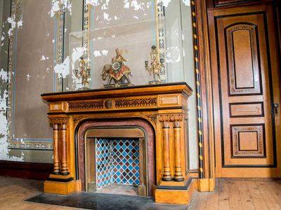 Moorish Room Lockwood-Mathews Mansion Museum