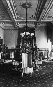 The Dining Room During the Lockwood Years
