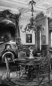 The Dining Room During the Mathews Era
