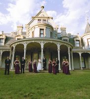 Take Pictures on the Verandah at the Lockwood Mathews Mansion Museum Courtesy of Jodi Engelmann