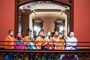 New York City School Tours at the Lockwood Mathews Mansion Museum