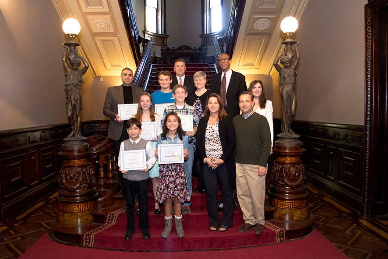 Young Writering Competition at the Lockwood Mathews Mansion Museum