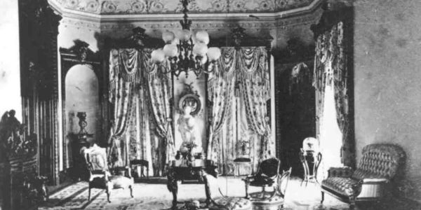 Lockwood Era View of the Drawing Room