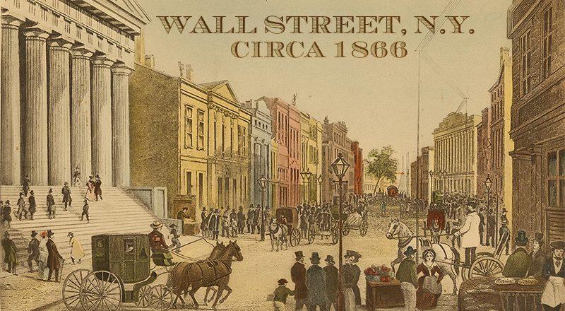 Wall-Street-Circa-1866