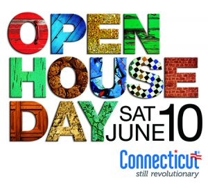Connecticut Open House Day June 10, 2017