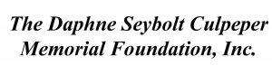 The Daphne Seybolt Culpeper Memorial Foundation, Inc.